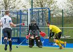 29 April 2017 at the National Hockey Centre, Glasgow Green. Scottish Hockey Men's Scottish Cup Final - Grange v Kelburne