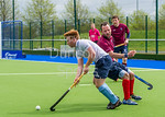 29 April 2017 at the National Hockey Centre, Glasgow Green. Scottish Hockey Men's District Cup Final - Watsonians 2 v Grange 2